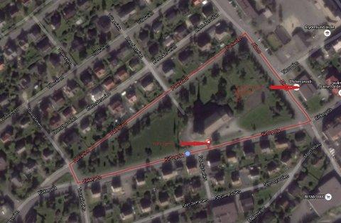 Barneritt: Før Folkerittet arrangeres et barneritt rundt Kirkeparken. Der blir det også sørget for forskjellige typer aktiveter i regi av fotballklubben Mjølner.