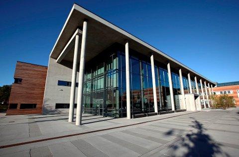 KARANTENE: En ansatt ved Campus Vestfold er smittet av korona.