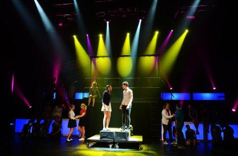I år: High School Musical hadde premiere i vår og er foreløpig siste musikaloppsetning på Otta. Neste er planlagt i 2018, hvis finansieringen går i orden.Foto:Einar Almehagen