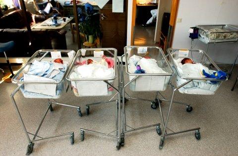 Det fødes for få barn i Norge. Hvorfor?