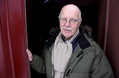 - Håpet og målet har hele tiden vært at vi skulle komme dit at vi på forsvarlig vis kunne ansette noen som kan hjelpe til med den daglige driften, sier Einar Høystad (78), leder for stiftelsen.