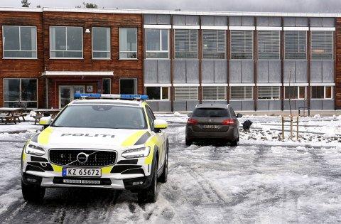 En 16 år gammel jente ble onsdag drept av en jevnaldrende gutt på Vinstra. Drapet er det tredje i år med mindreårig gjerningsperson, og det åttende de siste fem årene. Foto: Terje Pedersen / NTB scanpix