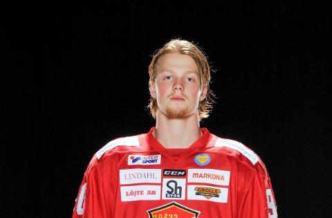 Even Engjom fra Rudsbygd flyttet fra Lillehammer i ung alder. Nå har han signert sin første seniorkontrakt.