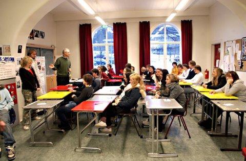 FRITT: Liberalistene i Innlandet ønsker å gi elevene et fritt skolevalg i videregående skole. Utdanningssystemet i Flandern i Belgia er partiets forbilde, skriver partiets leder.
