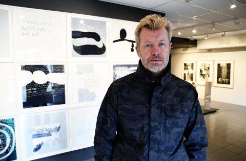 Magne Furuholmen er festivalkunstner på Norsk Litteraturfestival.