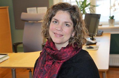 NY REKTOR: Hilde Nilsen Sæthre er nyansatt rektor ved Lunner barneskole