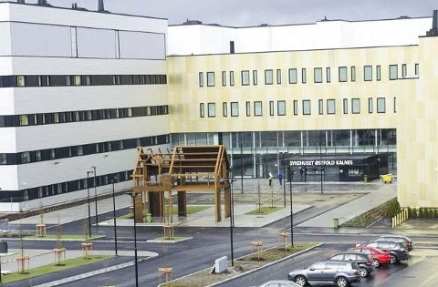UNDERSLAG VED SYKEHUSET ØSTFOLD: En haldenser er siktet for å ha underslått 13 millioner kroner fra Sykehuset Østfold. Nå ligger det an til å bli en tilståelsessak i tingretten.