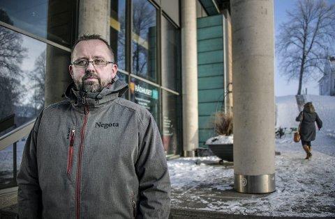 FAU-LEDER: Pål Are Sund er leder for FAU ved Os skole. Og en av forfatterne av denne høringsuttalelsen.