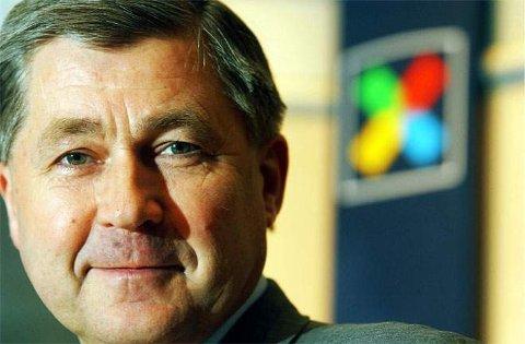 TIPPESJEF: Reidar Nordby jr. ble en kjent profil i Norge da han var administrerende direktør for Norsk Tipping i perioden 1989 til 2007.