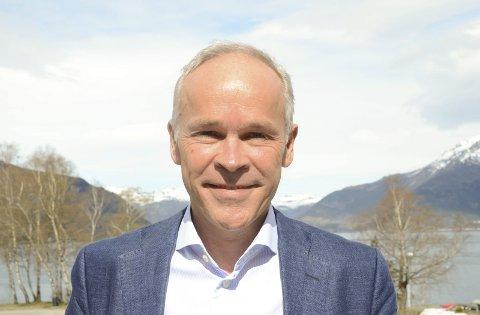 Kommunal- og moderniseringsminister Jan Tore Sanner: Legger i dag fram proposisjoner om kommune- og regionreform.Arkivfoto: Kristin Eide