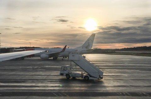 ENDRINGER: Reisende som skal til mer solfylte Malaga og Malta kan notere endringer i ruteopplegget.