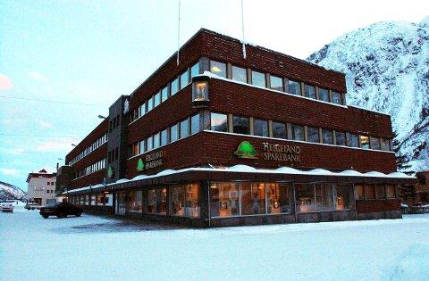 Helgeland sparebank ¬ Foto: Torild Wika