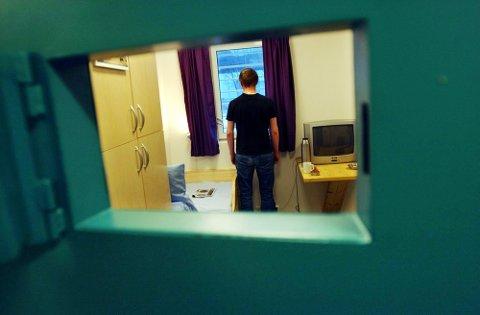 ANGREP BETJENT: En innsatt ved Mosjøen fengsel gikk til angrep på ansatte og truet innsatte. Illustrasjonsfoto: Torild Wika