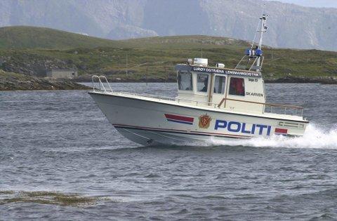 INNASKJÆRS: Dagens politibåter på Helgeland egner seg ikke til å dra ut på storhavet med vinterstid. Arkivfoto