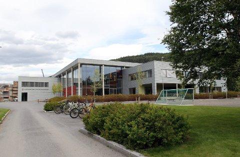PENGEPREMIE: Dronning Sonjas skolepris består av  et diplom, 250.000 kroner og et tresnitt av kunstneren Eli Hovednakk. Foto: Torild Wika