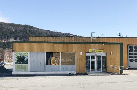 Felleskjøpet selger de gamle lokalene sine i Mathias Bruns gate. Prisen er satt til 10 millioner kroner.