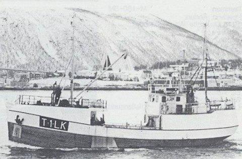 NYTT STYRHUS: «Stein Odin» her som T1LK med nytt styrhus og bakk på Tromsø besøk.