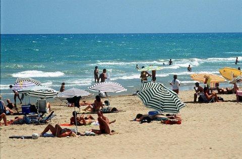 STOR INTERESSE: Kreta i Hellas er det mest populære reisemålet i utlandet blant nordmenn i år. Illustrasjon.