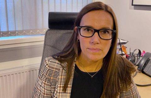 IKKE OVERRASKET: - Det er egentlig ikke overaskende, og noe man har sett rundt om i resten av landet, sier ordfører Marianne Sivertsen Næss, om smitteutviklingen i Måsøy.