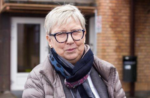 FRA ALTA: Ordfører Wenche Pedersen forteller at det med stor sannsynlighet er  kommet smitte til Vadsø, fra Alta.