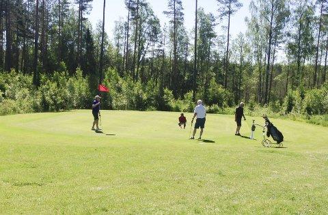 Må ta et valg: Skal Aurskog-Finstadbru Golfklubb ha en daglig leder? Det er spørsmålet klubbens styre stiller seg.