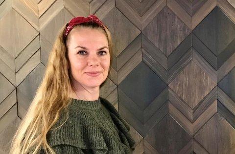 Banksjef personmarked Kine M. Holtet i Høland og Setskog Sparebank