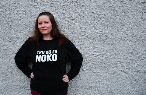Una Kolle overtar styreleiarvervet etter Bjørn Olav Tveit. (Foto: Marie Skaaluren).