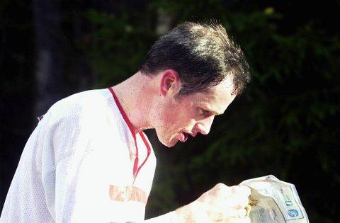 KANDIDAT. Tidligere KOL og Skrim-løper Øivind Due Trier er en av seks kandidater til tittelen Årets Oslo-borger. FOTO: OLE JOHN HOSTVEDT