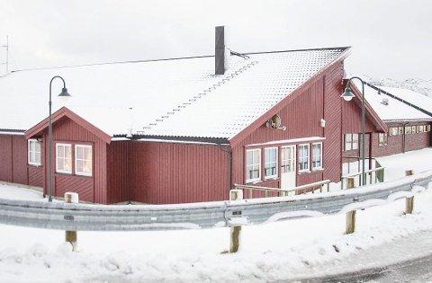 Solhøgda sykehjem på Napp.