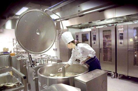 Kortreist suppe: Kronikkforfatter påpeker at mat er mer enn føde. Illustrasjonsfoto