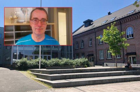 – Det blir en avstumpet seremoni på Kirkeparken i år, mener Lars Olav Sørensen