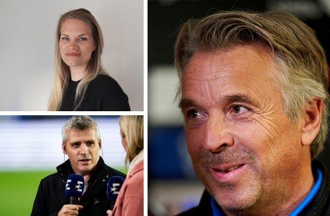 Eline Torneus, Tor Ole Skullerud og Mini Jakobsen er svært spente på hva Rosenborg leverer i 2021. De er samstemte om at laget må prioritere offensiv trening.