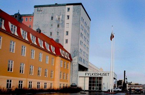 """FYLKESHUS: Dersom det blir """"skilsmisse"""" mellom Troms og Finnmark blir nok dette fylkeshuset for Troms igjen."""