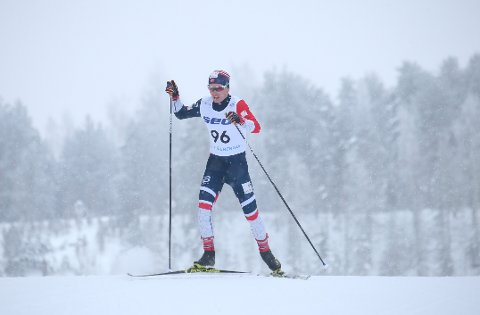 Junior-VM Tirsdag 22. januar 2018 Lathi 5  10 km fristil