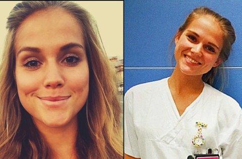 SLUTTET: Malin Mevåg (23) kom inn på prestisjetungt studie, men sluttet. Nå slår hun et slag for å følge hjertet, og ikke bare fornuften når man velger studie. Foto: Privat