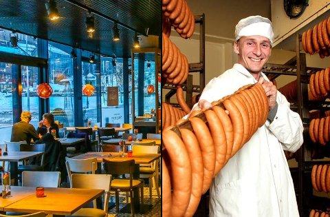 Kystens mathus og restauranten Skirri leverer knallrøde tall i første driftsår, men styreleder Kurt Mydland er ikke bekymret.