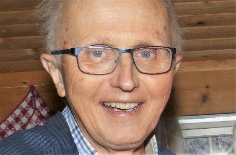 ELSKET OG RESPEKTERT: Egil Grandhagen var en elsket og respektert generalsekretær i Norsk Luthersk Misjonssamband i 19 år.