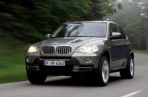 KOSTBART: BMW-en mistet understellet etter ett år hos ny kjøper.