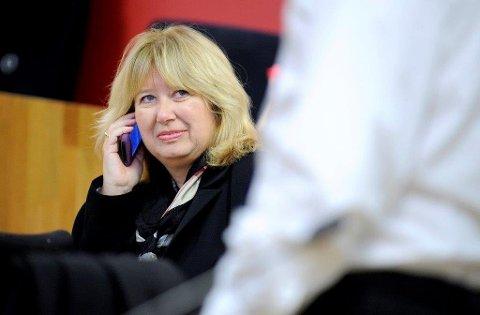FORSØKER Å FÅ KONTAKT: I 2017 forsvarte advokat Ann Gunn Edvardsen en svensk håndverker som ble dømt for trygdebedrageri i Follo tingrett i 2013. Nå prøver hun å få kontakt med sin tidligere klient for å fortelle at dommen kan bli omgjort.
