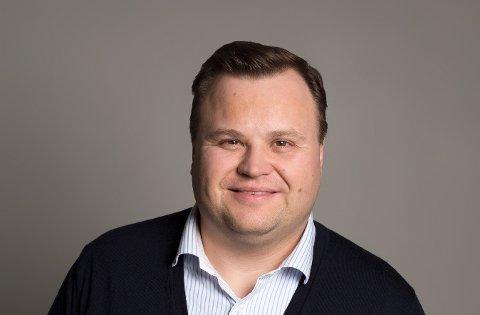 SKRIVER OM ØKONÒMIEN: Ordførerkandidat i Nordre Follo Høyre, Thomas Sjøvold, skriver i dette innlegget litt om den siste tids diskusjon og debatt rundt økonomien i den nye storkommunen.