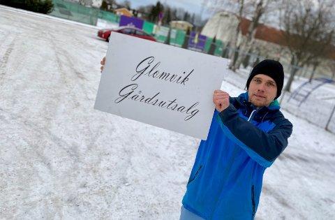 SATSER I SKI: Marius Johansen fikk ikke lenger være med i Reko-ringen Follo. Nå har han startet Reko-ringen Ski, og første utlevering skjer ved Ski Ishall førstkommende torsdag.