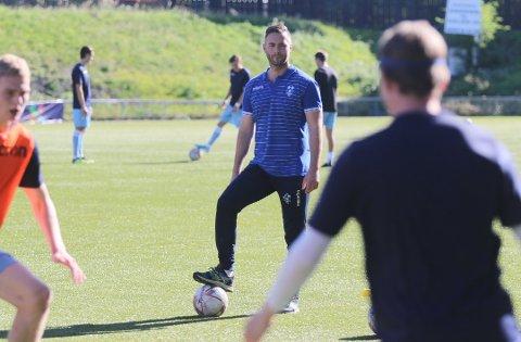 Follo-trener Christian Qvist Jacobsen er tatt ut Til UEFA A-lisens.