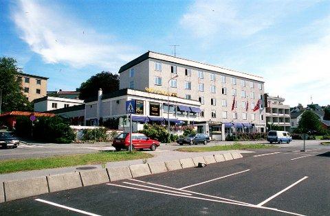 Quality Grand Hotel Farris slik det framsto i 1999.