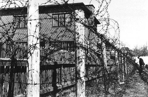SOPHUS BUGGES VEI. I sluttfasen av krigen holdt det tyske Gestapo til i Melsom & Melsoms tidligere - og senere - bygning, omhyggelig og uhyggelig forskanset bak bunter av piggtråd.