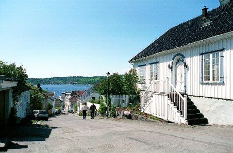 Foredrag: Steingata 7, Thor Heyerdahls barndomshjem er arena for foredrag denen tirsdagen.