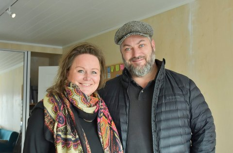 GASELLEBEDRIFT: Selskapet Fjords AS, startet av Elisabeth Nord og Anders Svalestad ble gasellebedrift i Dagens Næringsliv.