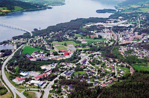 SPENNENDE ÅR: Nytt sykehus i Moelv? Utredningene det neste året vil avgjøre saken.