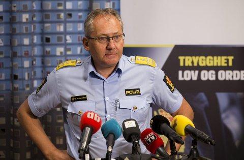Politidirektør Odd Reidar Humlegård har valgt å ikke søke nytt åremål.