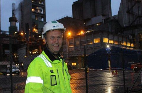– Nå blir det rock´n roll i Brevik, sier prosjektleder Tor Gautestad. Mandag vedtok Stortinget at det skal bygges karbonfangstanlegg ved Norcem i Brevik, som det første fullskala anlegget i verden. Mandag 4. januar starter det omfattende anleggs- og byggearbeidet til rundt 3,3 milliarder kroner.