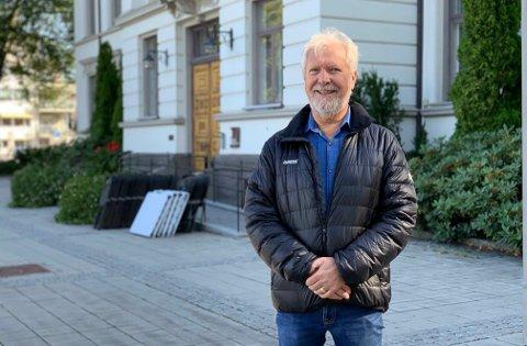 SVARER: Hans Martin Gullhaug svarer på kritikken.